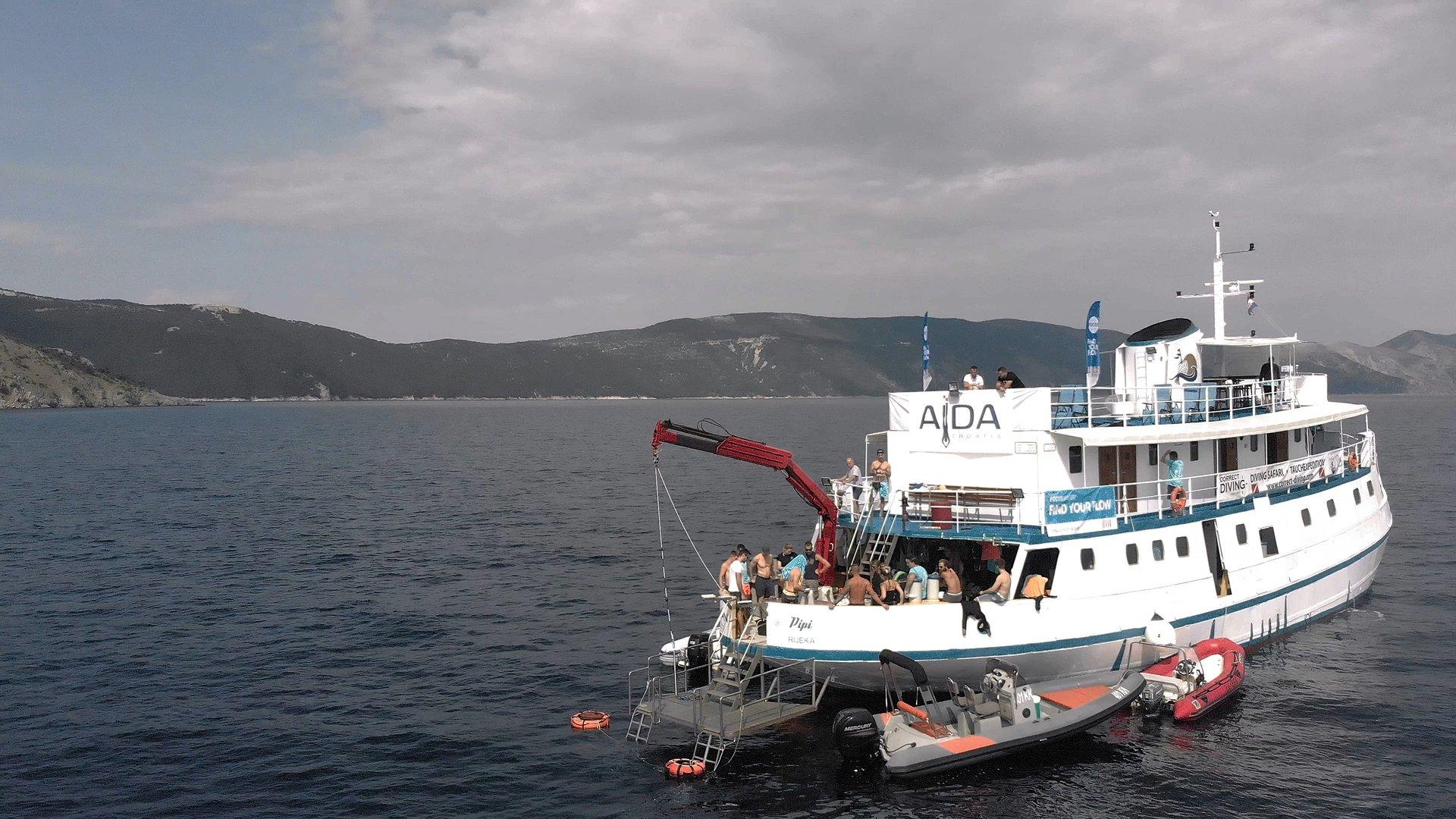 AIDA CROATIA NATIONALS Krk