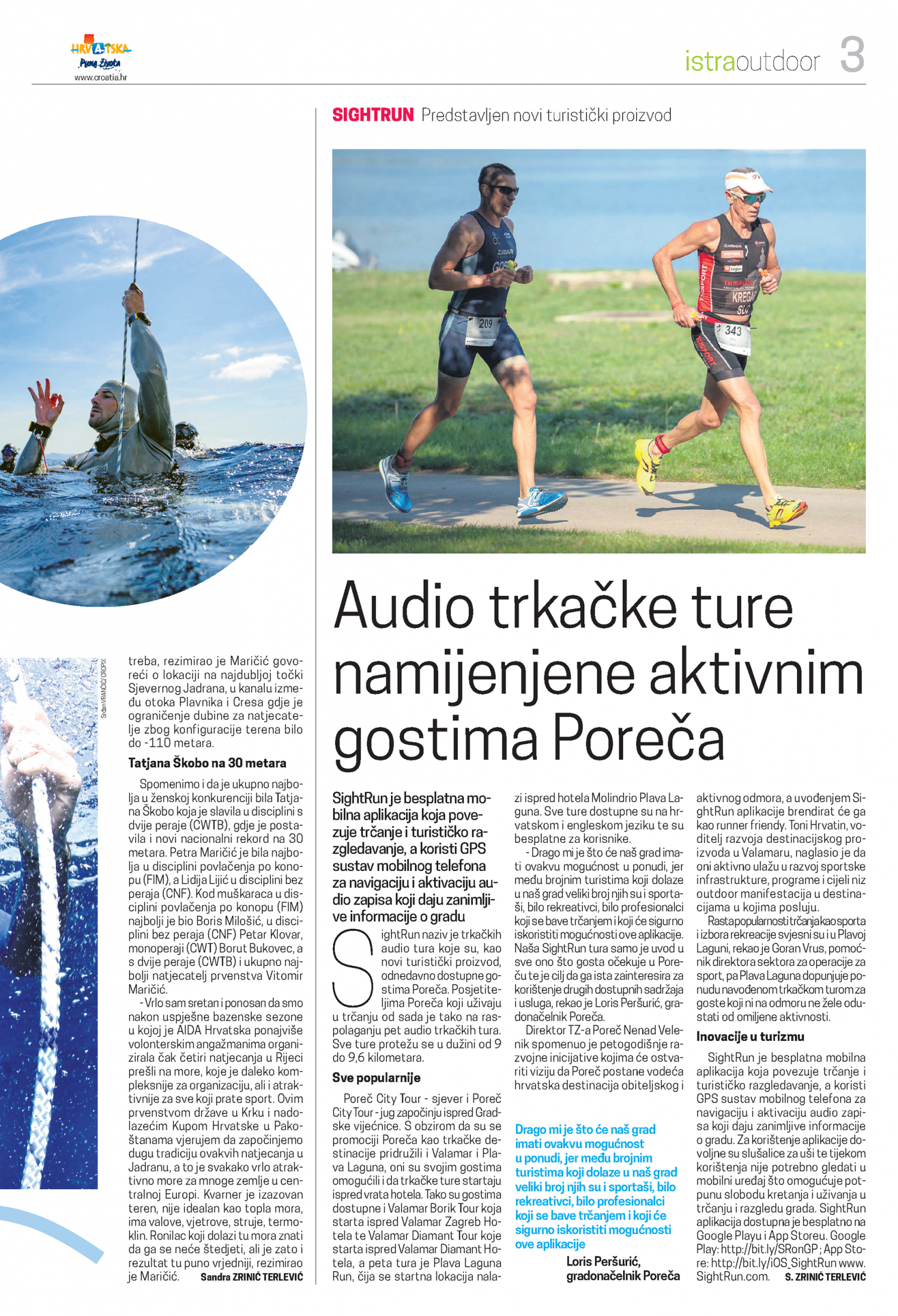 ISTRA Outdoor magazine 2